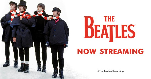 Today is the day the Beatles finally made itbig
