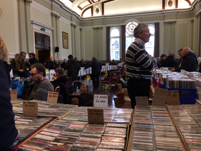 Leamington Record Fair