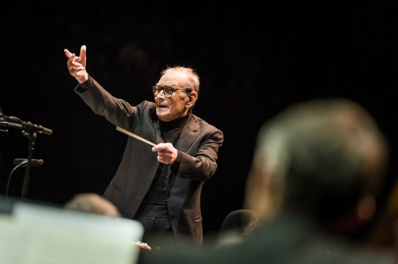 Ennio Morricone at Blenheim Palace