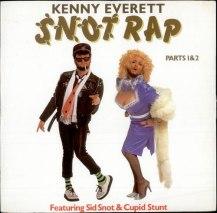 Kenny+Everett+Snot+Rap+-+Snot+Green+Vinyl+516398