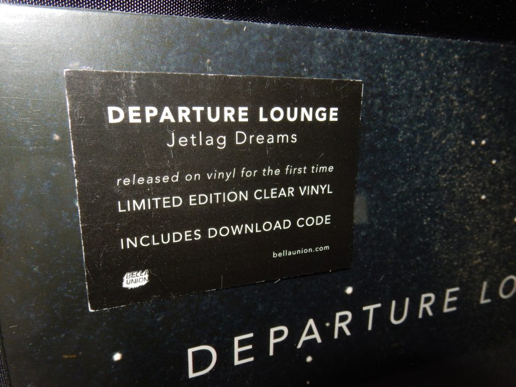 Departure Lounge – Jetlag Dreams