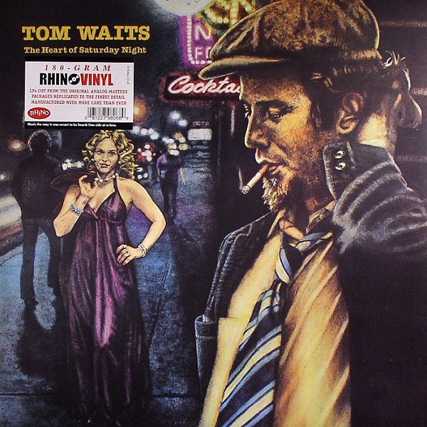 Tom Waits – The Heart Of Saturday Night