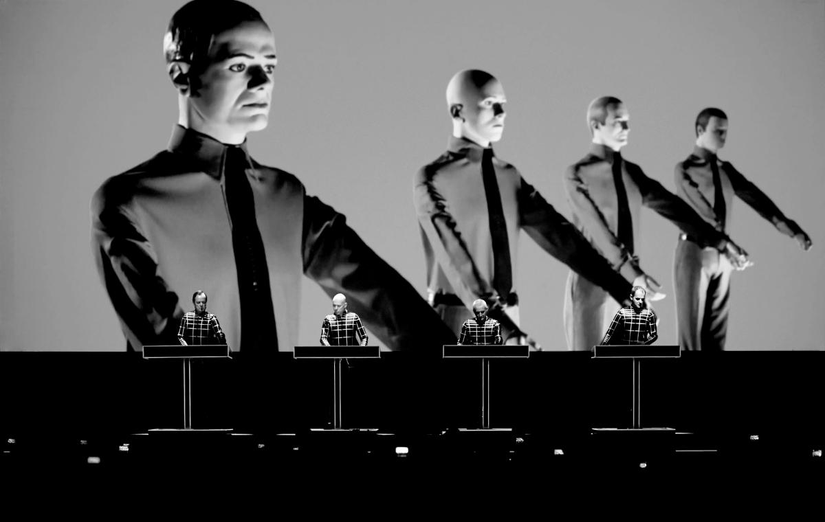 Kraftwerk – Oxford NewTheatre