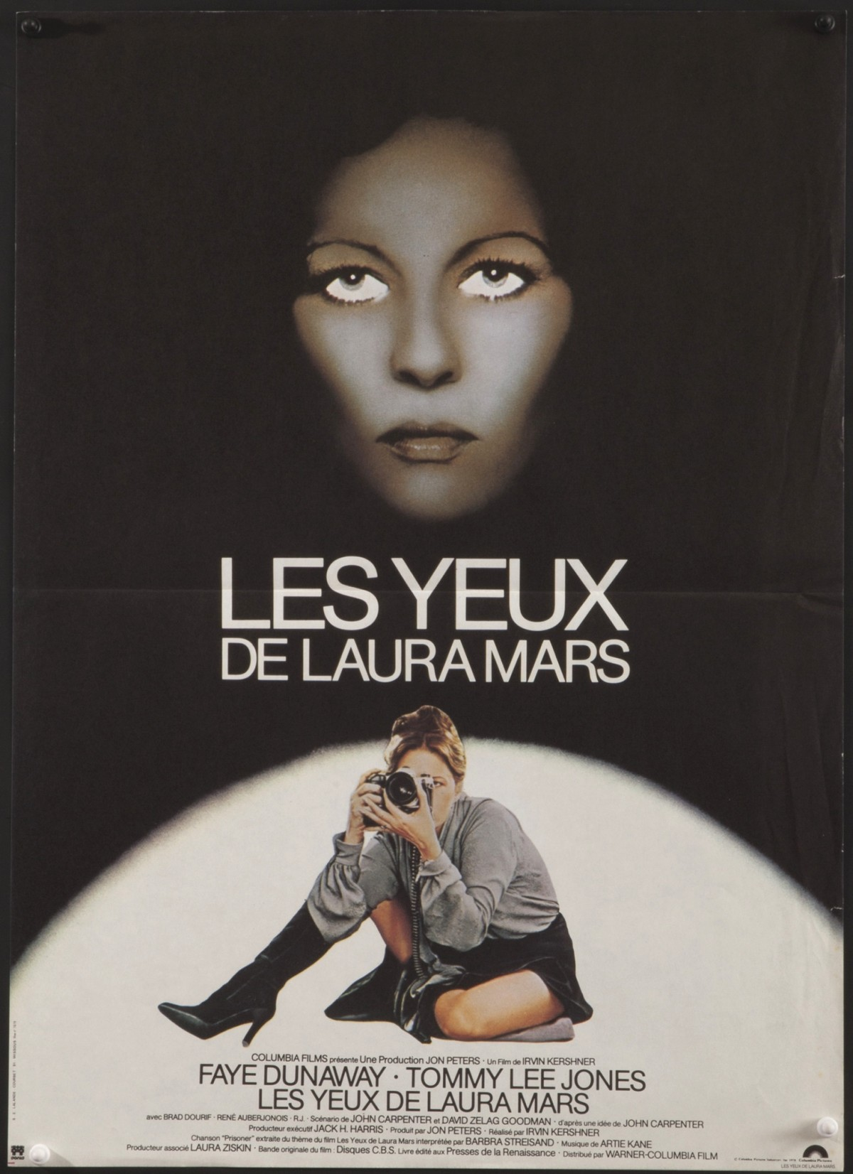 The Eyes Of Laura Mars-Soundtrack