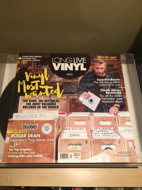Long Live Vinyl – AMagazine
