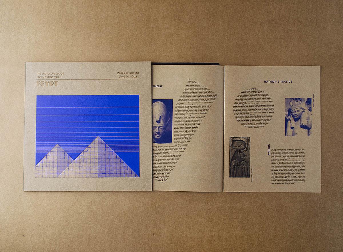 Jonas Reinhardt, Jürgen Müller – The Encyclopedia Of Civilizations Vol. 1:Egypt