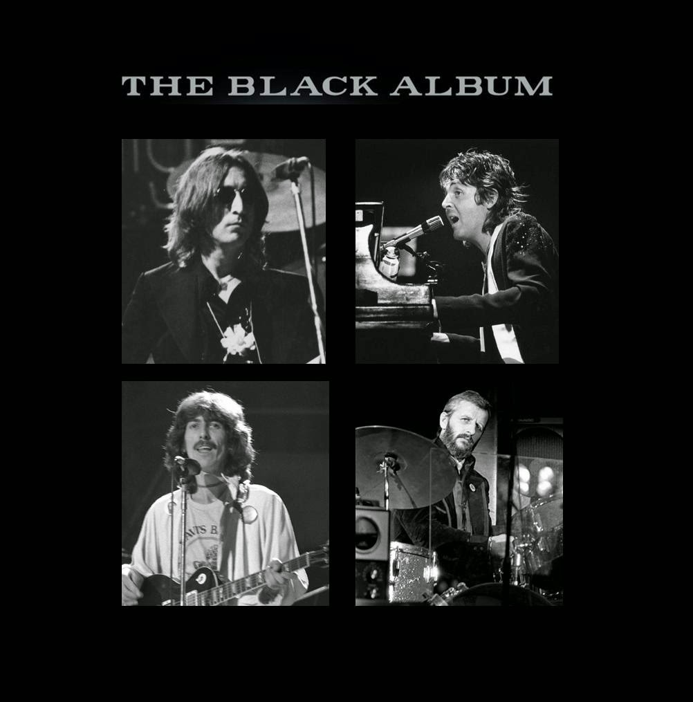 My Beatles Black Album