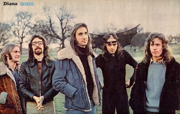 Genesis – Not with a bang but with a whimper