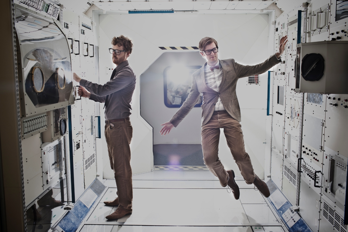 Public Service Broadcasting – The Race ForSpace