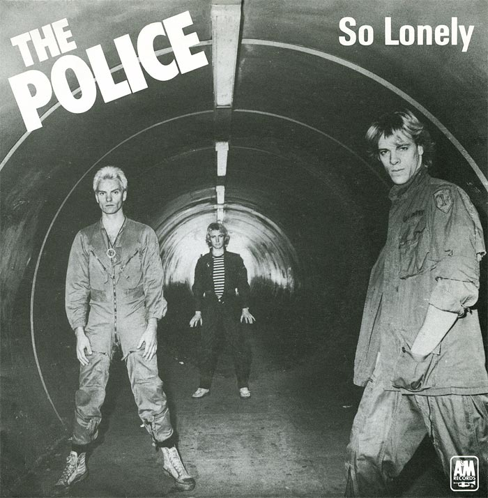 the-police-so-lonely-am