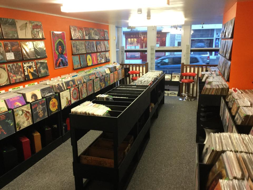 The Used RecordStore