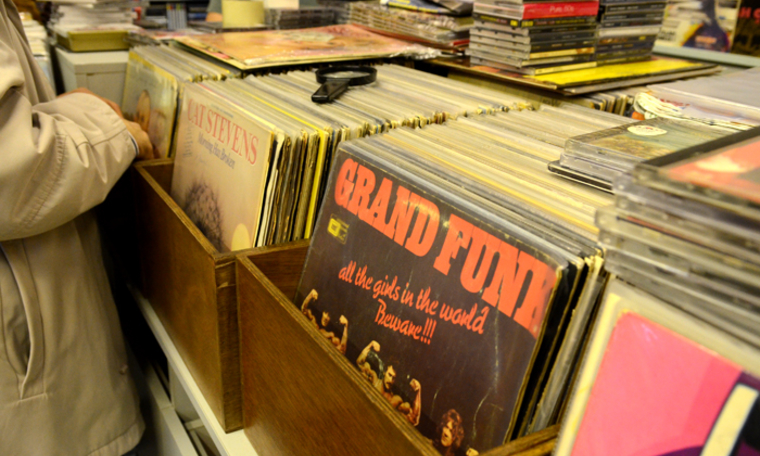 Record Stores InIstanbul