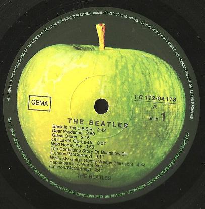 The Beatles – The WhiteAlbum