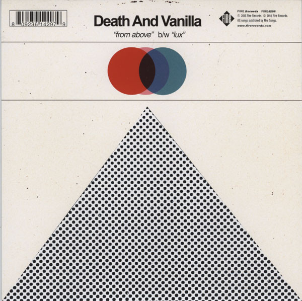 Death and Vanilla – From Above 45