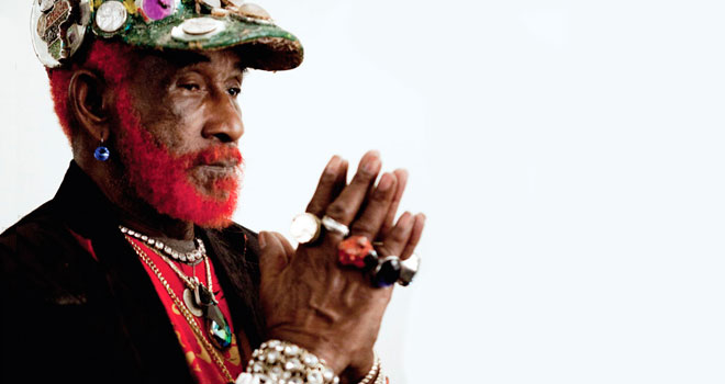 Lee 'Scratch' Perry – Open TheGate