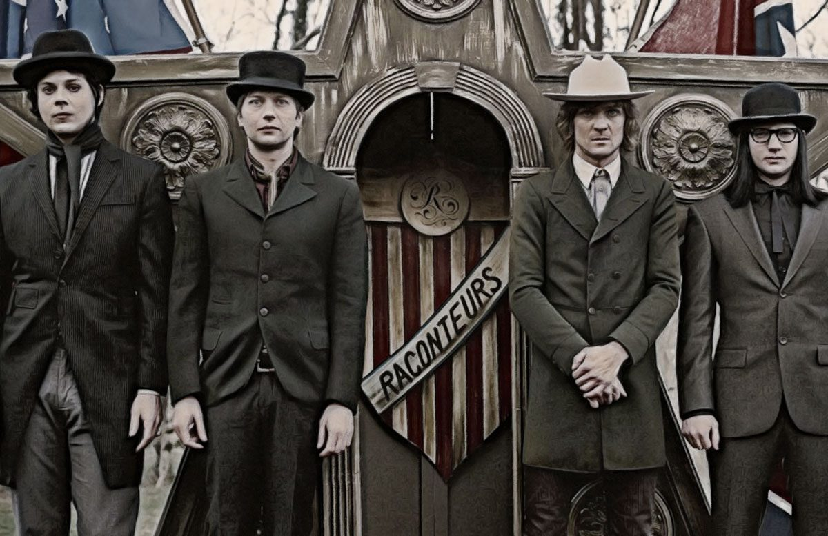 The Raconteurs – Consolers Of TheLonely