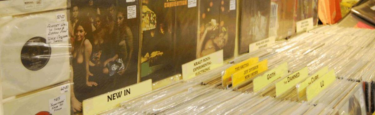 Vinyl Vault –Cheltenham