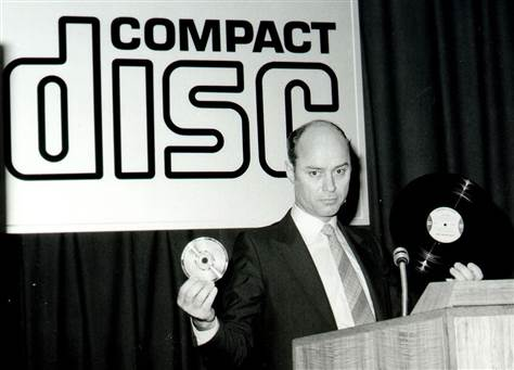 The Rise and Decline and Rise of Compact Discs