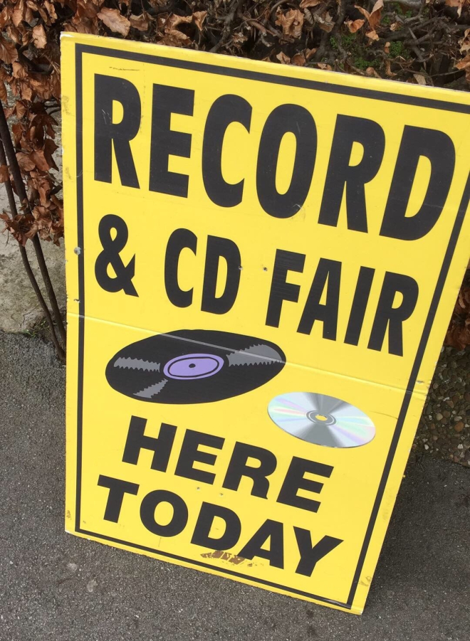 Stratford Record Fair