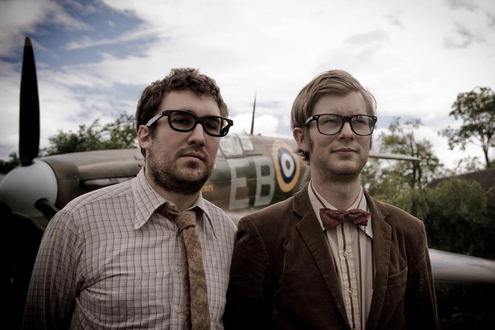 Public Service Broadcasting – The War Room