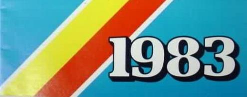 Best albums of1983